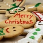 Some Christmas Biscuits