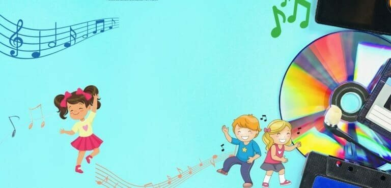 Music And Dancing At Happy Bunnies Nursery